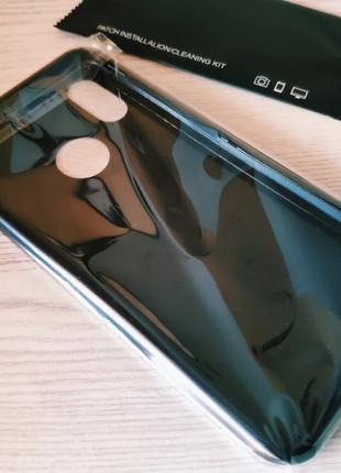 Магнитный металлический чехол shall на Xiaomi MI 8 бампер Ксиоми