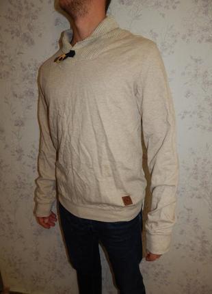 Blue age свитер мужской стильный модный рxl