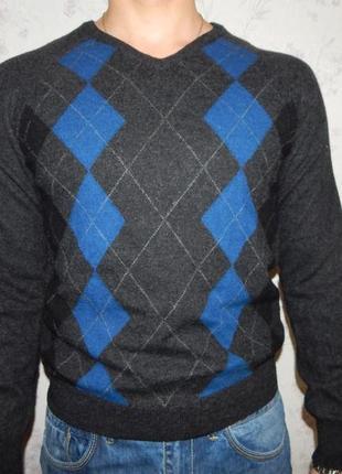 Selected свитер мужской стильный модный рs