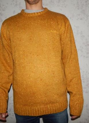 Pierre cardin свитер мужской стильный модный рxl оригинал