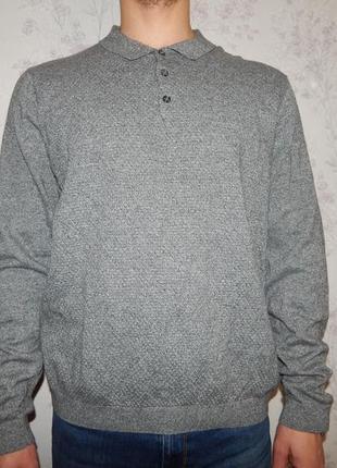 Burton свитер мужской стильный модный рxl поло