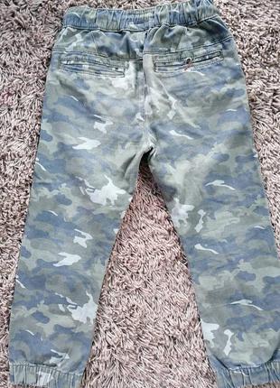 Штаны брюки камуфляжные