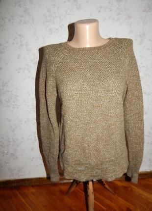 Gap свитер котоновый стильный модный рs рост 165