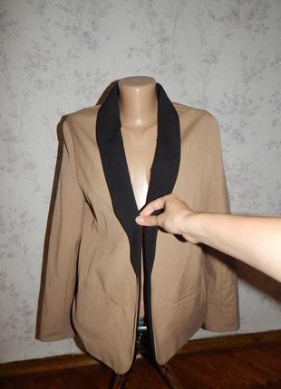 Dorothy perkins пиджак, жакет стильный модный р12