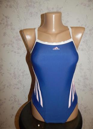 Adidas купальник спортивный сдельный на девочку 12 лет рост 15...
