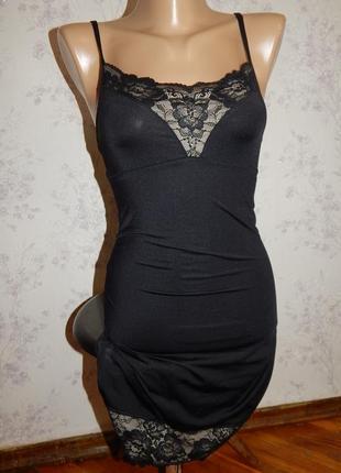 Marks&spencer чехол под платье утягивающий, корректирующий фиг...