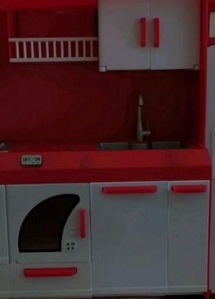 Кукольная мебель/мебель для домика/мебель для кухни для кукол