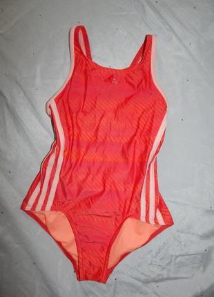 Adidas купальник спортивный детский на девочку 7 лет оригинал ...