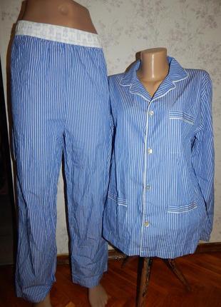 Hanssop пижама батистовая рубашка со штанишками рs/м рост 164 ...
