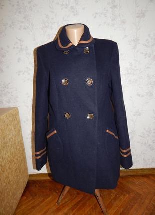 New look пальто стильное модное р12