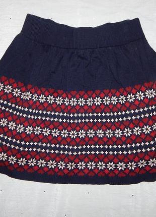 Atmosphere актуальная новогодняя юбка женская. стильная, модна...