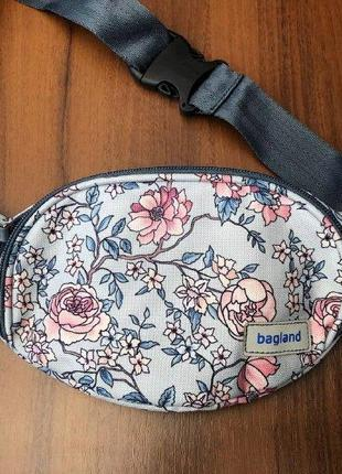 Бананка, барсетка, сумка на пояс, женская сумка