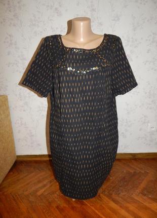 Monsoon платье стильное модное с боковыми внутренними карманам...