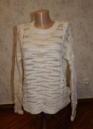 Knitwear Свитер стильный модный женский р 10