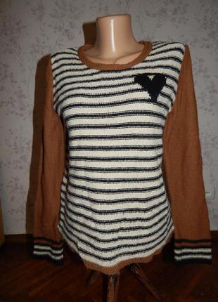 Next свитер стильный модный женский р 10