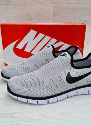 Мужские кроссовки Nike Free Run 7.0 New беговие, мягкий.