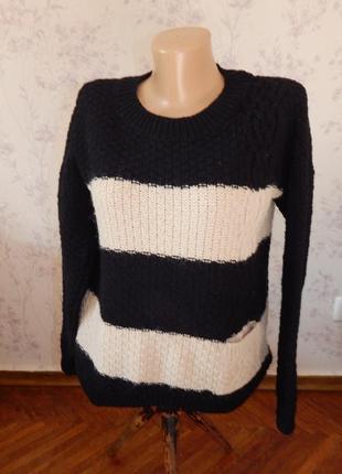 Marks&spencer свитер стильный модный женский р10