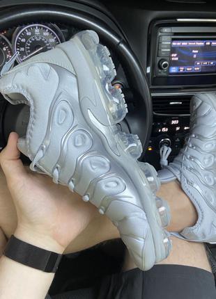 Кроссовки Nike VaporMax TN Plus Silver