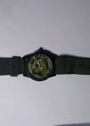 Часы наручные мужские, милитари кварц