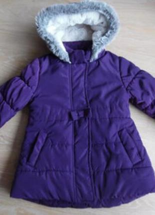 Куртка-пальтишко 2-3 года