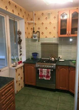 3 комнатная квартира на Паустовского