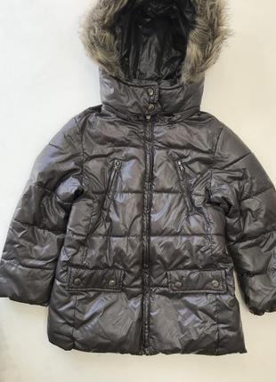 Куртка детская 6-7 лет от zara