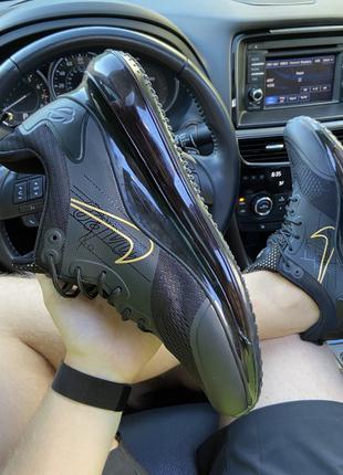 Кроссовки Nike Air Max 720 Black Gold