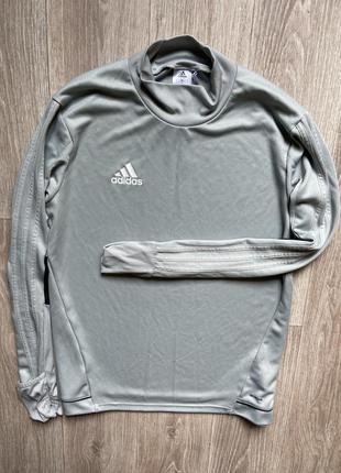 Adidas clima cool кофта оригинао l размер