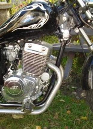 Мотоцикл крузер чоппер Cruise II 250 кубов 4-тактный 2 цилиндра