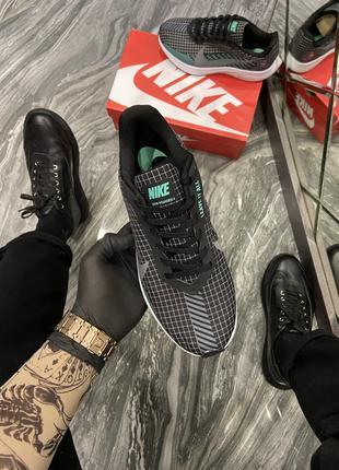Nike Zoom Wildhorse 4 (Черный) Найк Зум