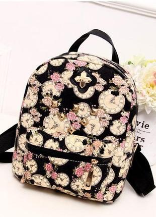 Молодежный рюкзак / женский рюкзак /322