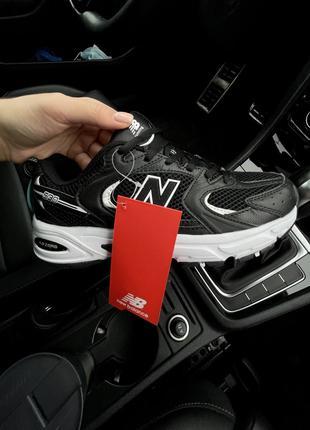 Кроссовки New Balance 530 Black