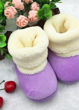 8 первая обувь малыша/ пинетки/ угги