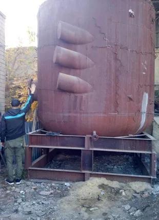 Сепаратор СЦ, парогенератор, металлоконструкция, резервуар