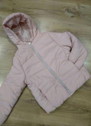 Курточка. Последний 134 размер