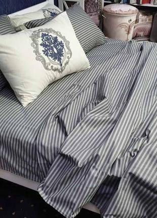 Качественные комплекты постельного белья с простынью на резинке