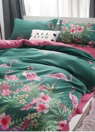 Комплект постельного белья ткань пакистан 100 % хлопок все раз...