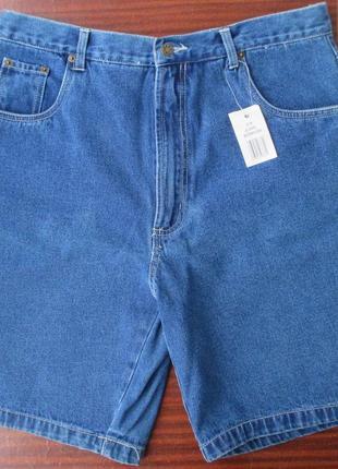 Шорты джинсовые bermuda shorts (новые)