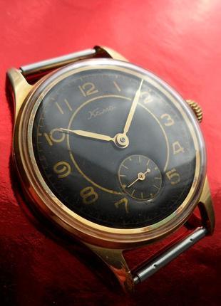 . ВИНТАЖНЫЙ ГАДЖЕТ 60-х. часы «КАМА» мужские, наручные, механика,