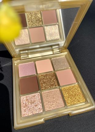 Huda Beauty - Gold Obsessions