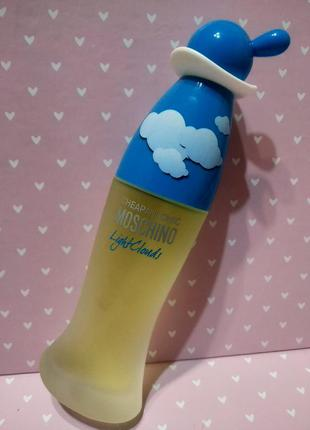 Moschino light cloud cheap and chic