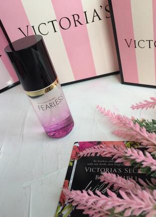 Мист спрей для тела victoria's secret fearless оригинал парфюм...