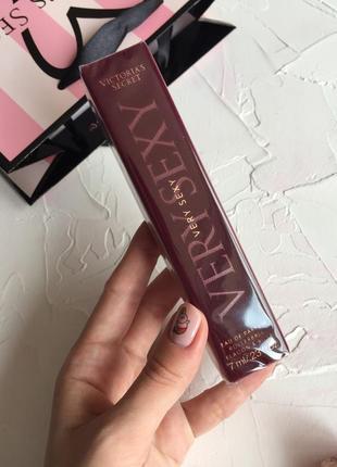 Роликовый парфюм victoria's secret very sexy  оригинал, духи в...