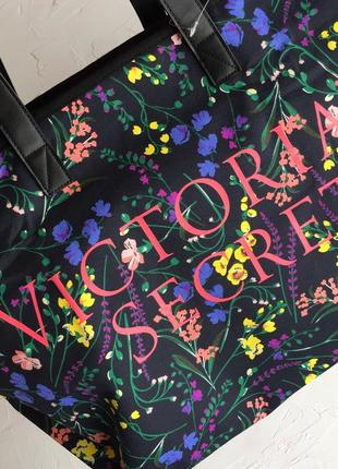 Яркая сумка victoria's secret оригинал, большая вместительная ...