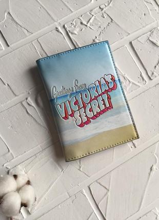 Обложка на паспорт victoria's secret оригинал, чехол на паспор...