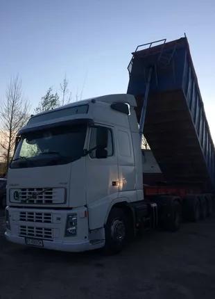 Вантажні перевезення до 40 тон