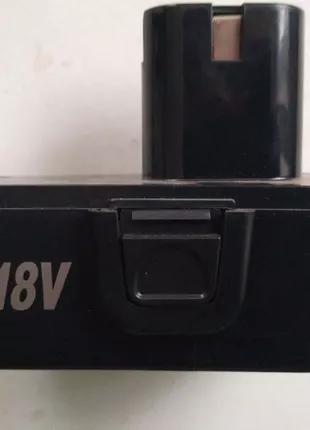 Акамулятор аккумулятор шуруповерта шуруповерт 18 вольт  прямий