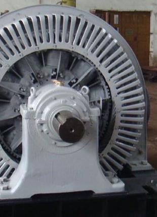 Электродвигатель СДВС 15-64-10УЗ,1250 кВт,600 об/мин -новый.