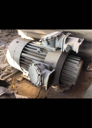 Электродвигатель ВАОК-355-S8 100/90 кВт,750 об/мин - новый.