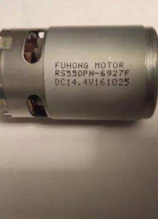 Двигун двигатель шуруповерта 14.4  V без шестерні